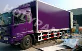 Citystar 7.6m truck body